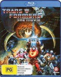 Transformers The Movie 1986 Blu-Ray Remastered (Region A/B/C)