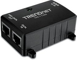 TRENDnet Gigabit Power over Ethernet (PoE) Injector, TPE-113GI