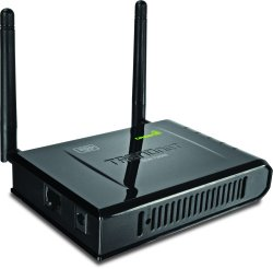 TRENDnet N300 Wireless High Power Easy-N Range Stand Alone Wi-Fi Extender, TEW-736RE