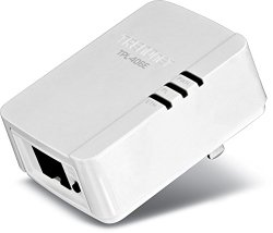 TRENDnet Powerline 500 AV Nano Adapter, TPL-406E