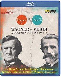 Wagner Vs. Verdi – A Documentary in 6 Parts [Blu-ray]