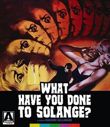 What Have You Done to Solange? (2-Disc Special Edition) [Blu-Ray + DVD]