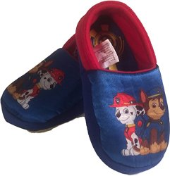 How much does Paw Patrol Toddler Boys Slippers House Shoes cost ...