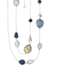 Silpada Designs Lapis of Luxury Necklace Sterling Silver 40″
