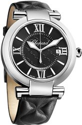 Chopard Imperiale Large Black Dial Automatic Swiss Made Watch 388531-3005