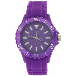 Reflex Purple Silcone Strap Analogue Ladies – Unisex Sports Watch SR008