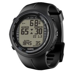 Suunto Men's DX ELASTOMER W/ USB Athletic Watches