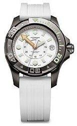 Victorinox Swiss Army Dive Master 500 White Dial Ladies Watch 241556