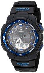 Casio Men's SGW500H-2BV Multi-Function Watch