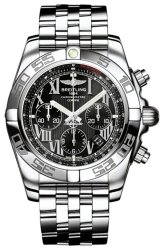 Breitling Windrider Chronomat B01 Mens Watch AB011012/B956