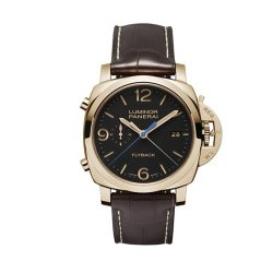 Panerai Luminor 1950 3 Days Automatic Flyback Chronograph in 18K Rose Gold – PAM00525