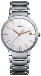 Rado Centrix Men's 38mm Quartz Stainless Steel R30927123'ss