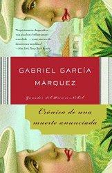 Crónica de una muerte anunciada (Spanish Edition)