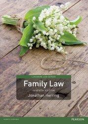 Family Law: Uk Edition (Longman Law Series)