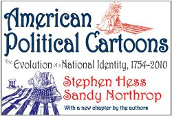 American Political Cartoons: The Evolution of a National Identity, 1754-2010, Revised Edition