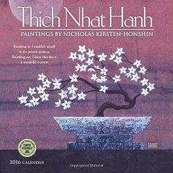 Thich Nhat Hanh 2016 Wall Calendar