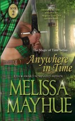 Anywhere In Time (Magic of Time) (Volume 2)