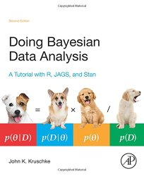 Doing Bayesian Data Analysis, Second Edition: A Tutorial with R, JAGS, and Stan