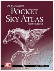 Sky & Telescope's Pocket Sky Atlas Jumbo Edition