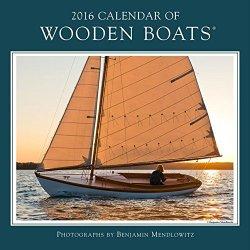 2016 Calendar of Wooden Boats