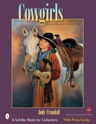 Cowgirls: Early Images And Collectibles (Schiffer Book for Collectors)