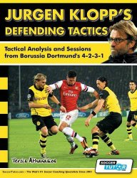 Jurgen Klopp's Defending Tactics – Tactical Analysis and Sessions from Borussia Dortmund's 4-2-3-1