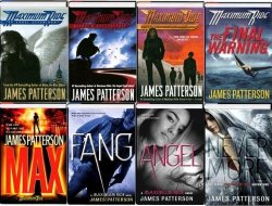 The Complete Maximum Ride Series (Angel Experiment, School's Out Forever, Saving the World and Other Extreme Sports, The Final Warning, Max, Fang, Angel, Nevermore) (Maximum Ride, 1-8)