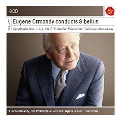 Eugene Ormandy conducts Sibelius