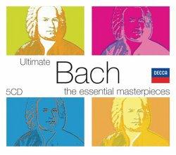 Ultimate Bach [5 CD Box Set]