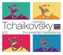Ultimate Tchaikovsky [5 CD Box Set]