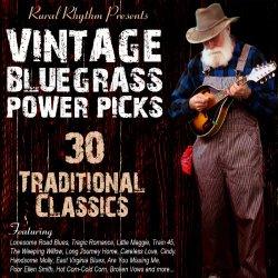 Vintage Bluegrass Power Picks, 30 Traditional Classics, Bluegrass