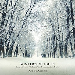 Winter's Delights – Early Christmas Music and Carols from the British Isles