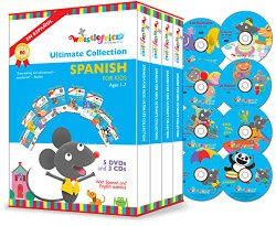 The Ultimate Collection (Spanish)[Boxed set of 5 DVDs and 3 music CDs]