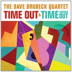 Time Out / Time Further Out (2LP Gatefold 180g Vinyl) – Dave Brubeck
