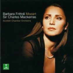 Barbara Frittoli ~ Mozart / Sir Charles Mackerras, Scottish Chamber Orchestra