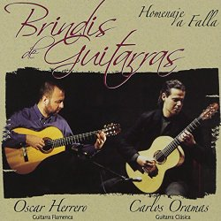 Brindis de Guitarras in Homage to Falla A Guitar Tribute (to Manuel de Falla)