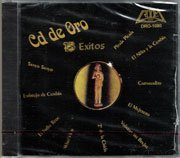 Cd De Oro : Exitos