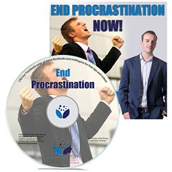 End Procrastination Hypnosis CD – Stop Subjecting Yourself to Unnecessary Stress – Get Things Accomplished on Time & Simplify Your Life