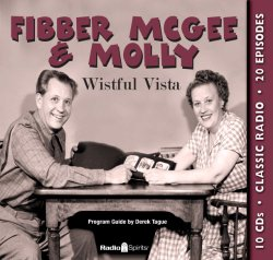 Fibber McGee & Molly: Wistful Vista (Old Time Radio)