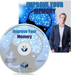 Improve Your Memory Hypnosis CD – Sharpen Your Memory to Remember Names Better, Stop Misplacing Items and Improve Your Overall Recall