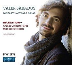 Mozart: Castrato Arias