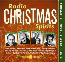 Radio Christmas Spirits (Old Time Radio)