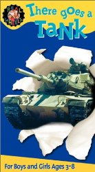 Real Wheels: There Goes a Tank [VHS]