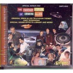 The Fantasy Worlds of Irwin Allen:  Special Bonus Disc – Original Irwin Allen Television Themes, Cast Interviews, Sound Effects