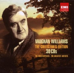 Vaughan Williams: The Collector's Edition – 30 CDs