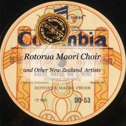 Rotorua Maori Choir CD297
