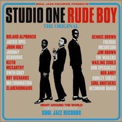 Studio One Rude Boy [Vinyl]