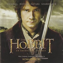 The Hobbit: An Unexpected Journey – Original Motion Picture Soundtrack [2 CD]