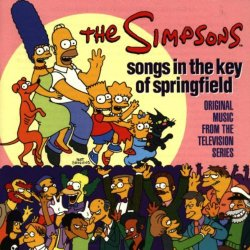 The Simpsons: Songs In The Key Of Springfield – Original Music From The Television Series