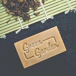 Green Garden Black Tea Handmade Soap 3.5oz